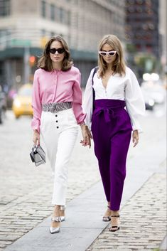 The Best Street Style Looks from New York Fashion Week S/S20 - FASHION Magazine