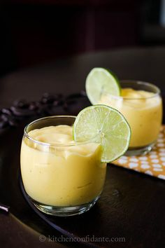 Mango Coconut Smoothies | Fresh Ways to Eat Fresh - Kitchen Confidante