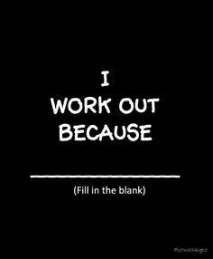 fitness motivation | exercise motivation | Tumblr