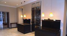 Cave à vin sur mesure design - Provintech - Grand Hotel de la Cloche à Dijon