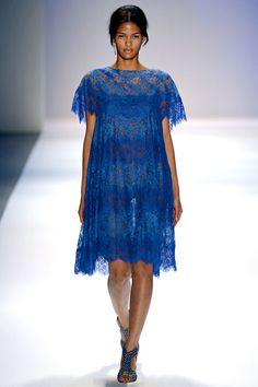 Tadashi Shoji Spring 2013 Ready-to-Wear Collection Slideshow on Style.com