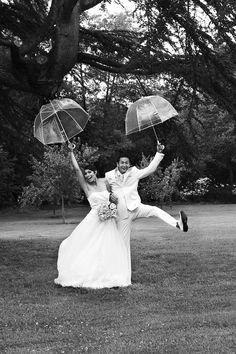 even rainy days can be great wedding days