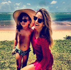 Ticiane Pinheiro e Rafinha Justus (Foto: Instagram / Reprodução)