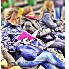 Public Reading: Subway