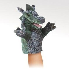 Little Dragon Puppet by Folkmanis