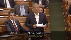 Orbán Viktor válaszai és viszontválaszai az azonnali kérdések órájában Try Again