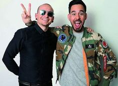 Mike & Chester :)