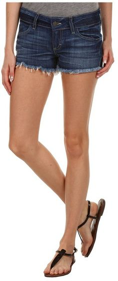 Siwy Camilla Cut-Off Shorts in Come Away With Me (Come Away With Me) - Apparel on shopstyle.com
