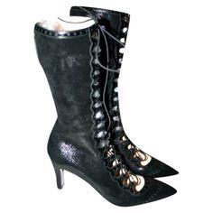 Curiel Couture Boots by Raffaella Curiel