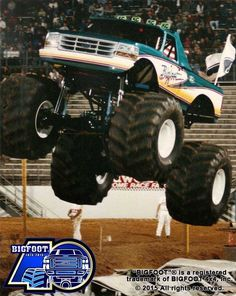 Bigfoot Monster Truck (40th Anniversary) pic from 1993
