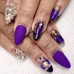 nailsbymztina @nailsbymztina Instagram photo | Websta (Webstagram)