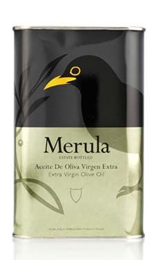 Merula Olive Oil. How does this look @Andrea Graves