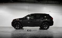 "Jeep Grand Cherokee ""D2 Edition"""