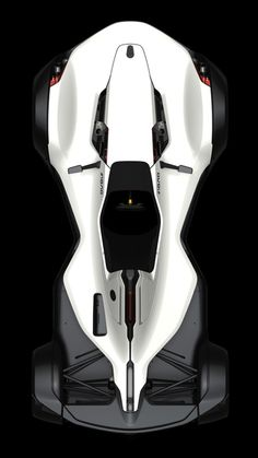 BAC Mono, inspired by Bjork's music video.