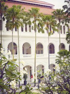 #RafflesHotel - #Singapore - Connoisseur's