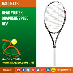 "Visitanos: http://www.racquetcenter.net/  Nombre del producto: Head Youtek Graphene Speed REV Caracteristicas:... Weight 260 g - 9.2 oz Beam 22 mm Head size 645 cm² - 100 in² Balance 340 mm - even Length Standard, 685 mm 27"" Grip size 0-5 String pattern 16/19 Colors black/white/copper  #Head #racquetcenter #Tennis #Tenis #GrapheneSpeed #Graphene #Racquet #Raqueta #Caracas #Venezuela"