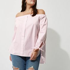 86a479c5260172 9 Best PLUS SIZE OFF THE SHOULDER TOPS images in 2017 | Off the ...