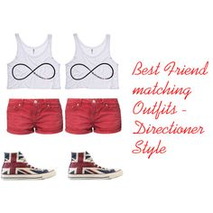 best freiend matching outfits | fashion look from February 2013 featuring LTB by Little Big shorts ...