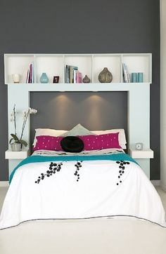 10 Headboard Concepts For Fall | Hairstyles