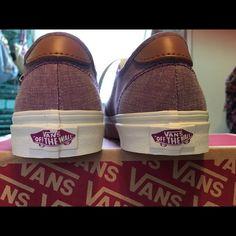 NIB Groovy Grape Vans Brand New Groovy Grape Vans.  Show off your style sense with these unique Grape Vans Vans Shoes Sneakers