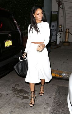 Rihanna was just one of 11 fabulously dressed celebs this week.