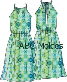 New sewing clothes women patterns simple Ideas Trendy Dresses, Simple Dresses, Casual Dresses, Casual Outfits, Summer Dresses, Maxi Outfits, Fashion Outfits, Sewing Clothes Women, Make Your Own Clothes