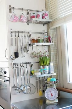 Kitchen Ware  like how its organized
