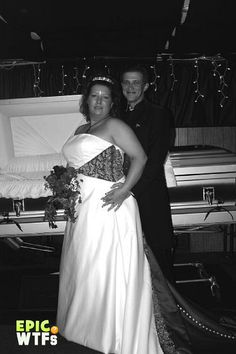 Wedding Picture (I Hope That Casket's Empty)