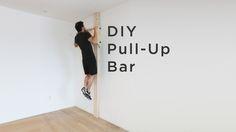 DIY Pull Up Bar