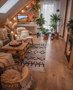 Living Room Interior, Home Interior Design, Interior Decorating, Cozy Living Rooms, Living Area, Living Room Inspiration, Home Decor Inspiration, Decor Ideas, Home Decoracion