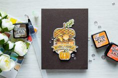 Its STAMPtember! Neat & Tangled Collaboration – Thanks a Bunch     Yana Smakula