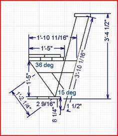 Bench Railing and Deck Bench Plans Deck Railing Design, Wood Railing, Deck Railings, Deck Design, Deck Bench Seating, Balustrade Balcon, Deck Framing, Hot Tub Deck, Deck Plans