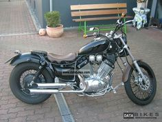 Virago Bobber, Virago 535, Custom Bobber, Chopper Motorcycle, Cars And Motorcycles, Google Images, Motorbikes, Vehicles, Wheels