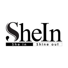 shein logo Sök på Google ❤ liked on Polyvore featuring text, logos, shein, words, brand, phrase, quotes and saying