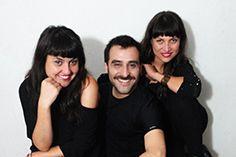 """Stand up comedy """"Locas de Patio"""". Todos los jueves en el restaurante Zocca. 21 hrs. Más información: (56 2) 27374117"""