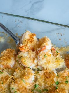 Magic Crispy Baked Shrimp?utm_source=12tomatoes Shrimp Dishes, Fish Dishes, Shrimp Recipes, Fish Recipes, Great Recipes, Main Dishes, Chicken Recipes, Favorite Recipes, Shrimp Bake