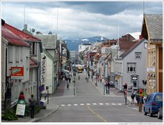 tromso-2 Tromso, Scandinavian Countries, Norway, Street View, Country, Paisajes, Cities, Northern Lights, Rural Area