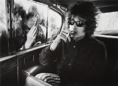 Bob Dylan by BARRY FEINSTEIN, 1966, London