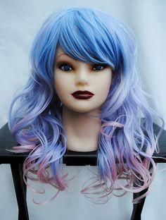 Do Want!!  http://www.etsy.com/listing/112995602/sale-unicorn-enchantments-wig-pastel?utm_source=googleproduct_medium=syndication_campaign=GPS=CJjK0NzNsbUCFQThQgodM3kAuw