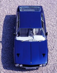 Photographs of the 1968 Lamborghini Espada 400 GT Coupe. An image gallery of the 1968 Lamborghini Espada 400 GT Lamborghini Espada, Lamborghini Diablo, Lamborghini Veneno, Aston Martin Vantage, Auto Motor Sport, Sport Cars, Vintage Sports Cars, Vintage Cars, Swords