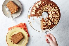 Find the recipe for Majestic and Moist New Year's Honey Cake and other honey recipes at Epicurious.com