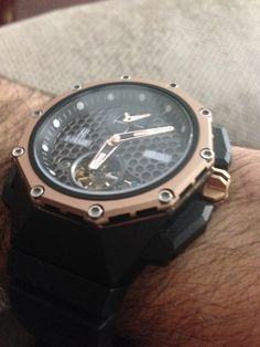 #X-Frame #Vulcan BR #Mechanical #Watch