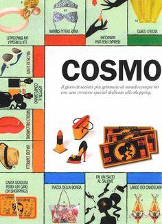 #Fracomina on #Cosmo