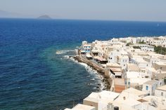 View of Nisyros