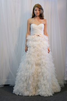 Tulle Bridal Spring 2013