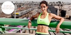Get Toned in 10 Minutes with Kayla Itsines  - ELLE.com