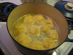 Our mouths are watering just watching Jewish cooking guru Joan Nathan make Dampfnudeln, or steamed dumplings, a dish popular among German Jews over the years. This version, covered in caramel and a vanilla sauce, is Joan's suggestion for a perfect New Year's Eve treat. Enjoy! (Photo: Flickr/Boris Mann)