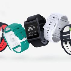 Tech: Review: Pebbles Latest Smartwatch Is Affordable but Basic Should you get one instead of a Fitbit? TIME.com