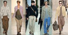 Olvídate de los pantalones anchos, ¡ya no se llevan! #tendencias #moda #hombre #trending #pantalones