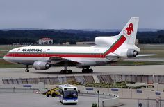 Vintage Air Portugal (TAP) Lockheed L1011 Tristar